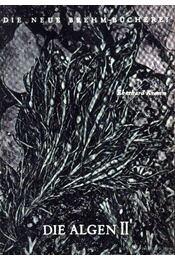 Die Algen II. (Az algák II.) - Régikönyvek