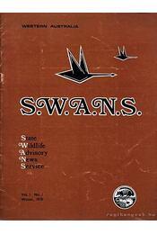 S.W.A.N.S. (State, Wildlife, Advisory, News, Service) - Régikönyvek