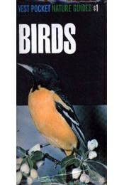 Birds (Madarak) - Régikönyvek