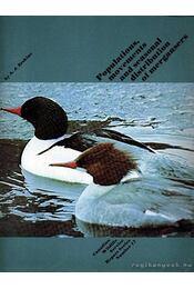 Populations, movements and seasonal distribution of mergansers (A nagy bukó populációi, mozgásai és szezonális eloszlása) - Régikönyvek