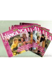 Bianca 1-10. füzet - Régikönyvek