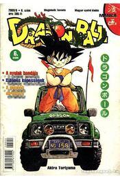 Dragon Ball 2000/6. 6. szám - Régikönyvek