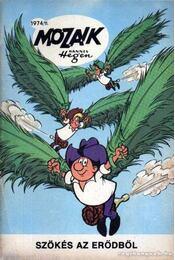 Szökés az erődből (Mozaik 1974/11.) - Régikönyvek