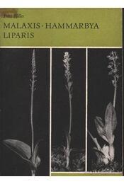 Malaxis Hammarbya Liparis - Régikönyvek