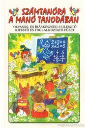 Számtanóra a Manó Tanodában - Régikönyvek