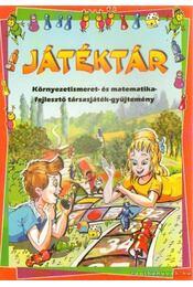 Játéktár - Régikönyvek