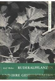Ruderalpflanzen und ihre Gesellschaften - Régikönyvek