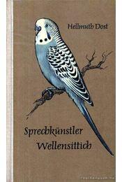 Sprechkünstler Wellensittich - Régikönyvek