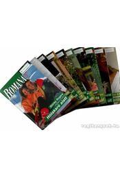 Romana 371-380. füzet - Régikönyvek