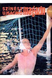 Színész Újságíró Magazin 1984 - Régikönyvek