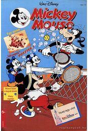 Mickey Mouse 1993/10 - Régikönyvek