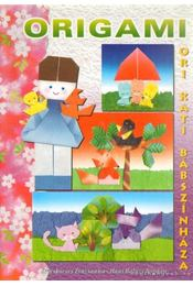 Origami - Ori Kati bábszínháza - Régikönyvek