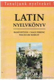 Latin nyelvkönyv - Régikönyvek