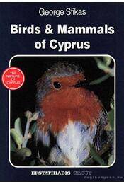 Birds & Mammals of Cyprus - Régikönyvek