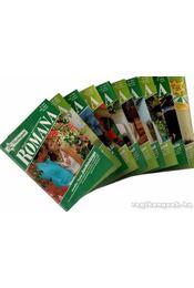 Romana 91-100. füzet - Régikönyvek