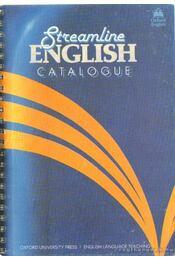 Streamline English Catalogue - Régikönyvek