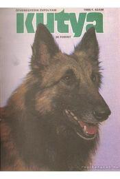 Kutya 1988. 51. évf. (teljes) - Régikönyvek
