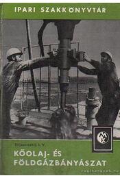 Kőolaj- és földgázbányászat - V, Elijasevszkij I. - Régikönyvek