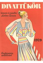 Divattükör 1979 - Régikönyvek