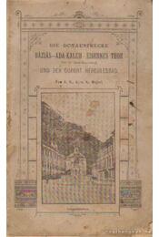 Die Donaustrecke Báziás–Ada-Kalen–Eisernes Thor - Régikönyvek