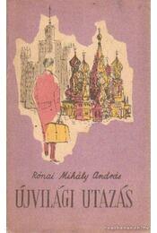 Újvilági utazás - Régikönyvek