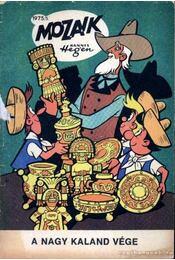 A nagy kaland vége (Mozaik 1975/5.) - Régikönyvek