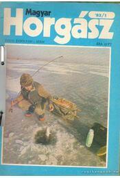 Magyar Horgász 1982. (hiányos) - Régikönyvek
