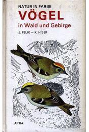 Vögel in Wald und Gebirge - Régikönyvek