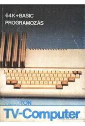 Videoton TV-Computer 64k+BASIC programozás - Régikönyvek