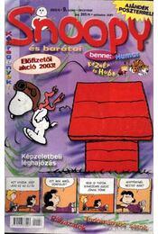 Snoopy és barátai 2002/6 9. szám december - Régikönyvek