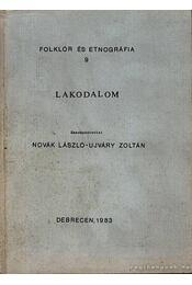 Lakodalom - Folklór és etnográfia 9. - Régikönyvek