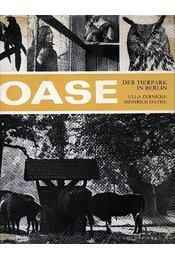Oase Der Tierpark in Berlin (Oázis- a Berlini Vadaspark) - Régikönyvek