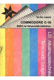 Commondore C-16 - Régikönyvek