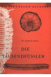 Die Tausendfüssler - Régikönyvek