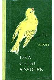 Der Gelbe Sänger - Régikönyvek