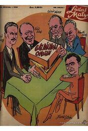Ludas Matyi 1980. évf. (az 1., 24. szám hiányzik) - Régikönyvek