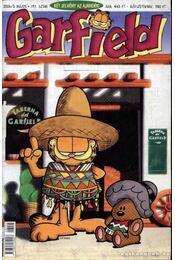 Garfield 2006/5. 197. szám - Régikönyvek