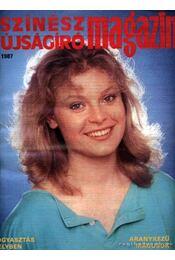 Színész Újságíró Magazin 1987 - Régikönyvek
