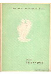 Turandot - Régikönyvek