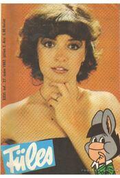 Füles 1982. évfolyam (hiányos) - Régikönyvek