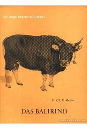 Das Balirind - Régikönyvek