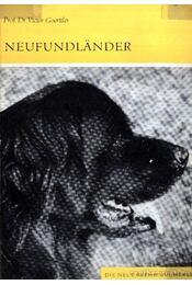Neufundlander (Újfundlandi) - Régikönyvek