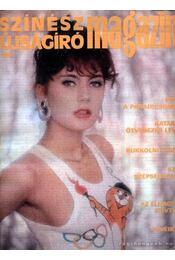 Színész Újságíró Magazin 1988 - Régikönyvek