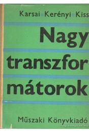 Nagy transzformátorok - Régikönyvek