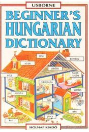 Beginner's Hungarian Dictionary - Régikönyvek