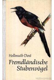 Fremdlandische Stubenvögel - Régikönyvek