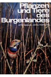 Pflanzen und Tiere des Burgenlandes - Régikönyvek