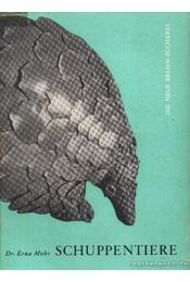 Schuppentiere (Tobzoska) - Régikönyvek