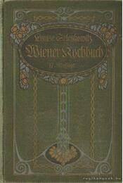Wiener Kochbuch - Régikönyvek