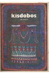 Kisdobos 1988. április - Régikönyvek